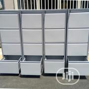 Four Steps Office File Cabinet | Furniture for sale in Lagos State, Ipaja