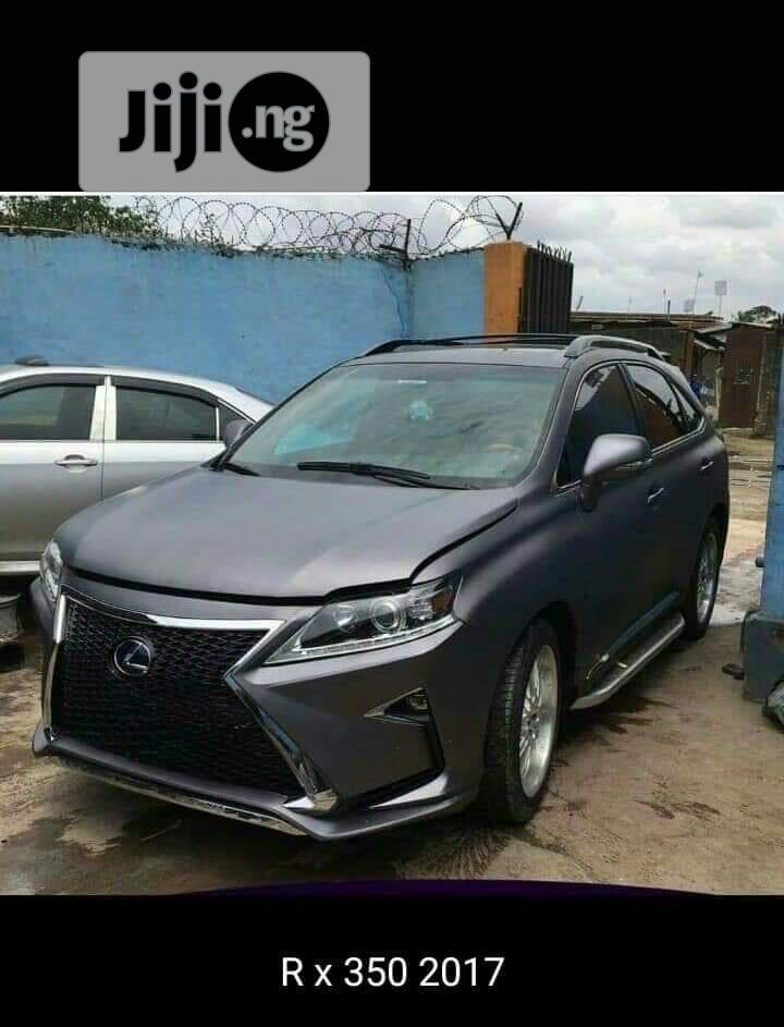 Lexus Rx350 Upgrade From 2010 To 2018