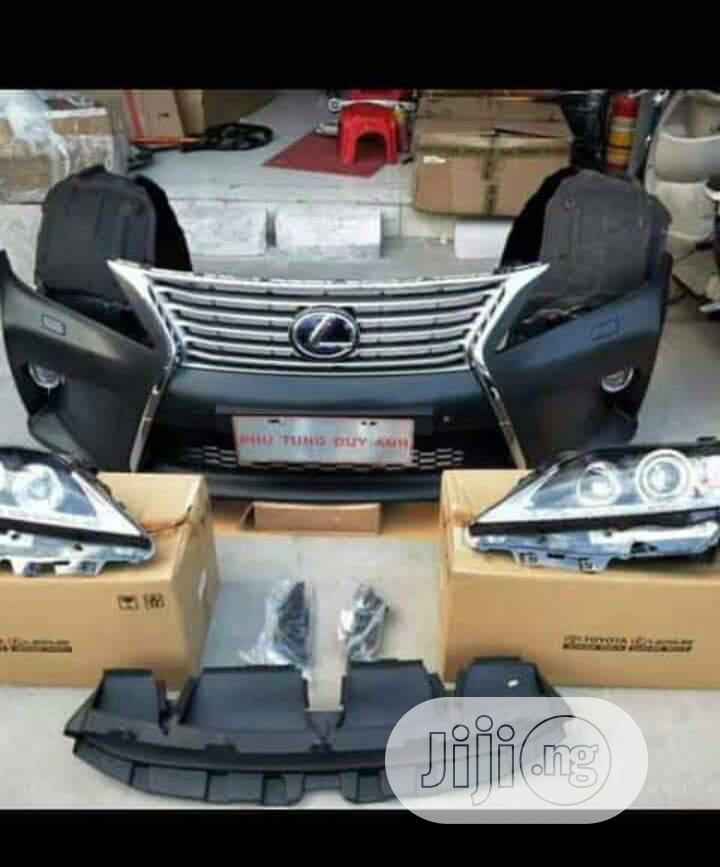Lexus Rx350 Upgrade From 2010 To 2015