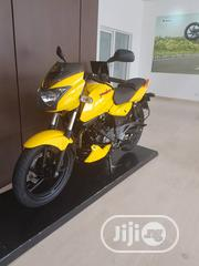 New Bajaj Pulsar 220 F 2020 Yellow | Motorcycles & Scooters for sale in Lagos State, Ikeja