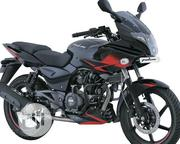 New Bajaj Pulsar 220 F 2020 Black | Motorcycles & Scooters for sale in Lagos State, Ikeja