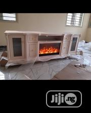 Executive Fire Place Tv Stand | Furniture for sale in Lagos State, Lagos Island