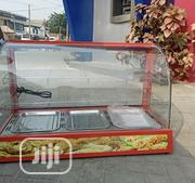 3 Plates Snacks Food Display Warmer | Restaurant & Catering Equipment for sale in Lagos State, Ojo