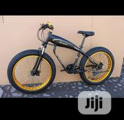 Brand New Hummer Big Tire Bicycle | Sports Equipment for sale in Lagos State, Lekki Phase 1