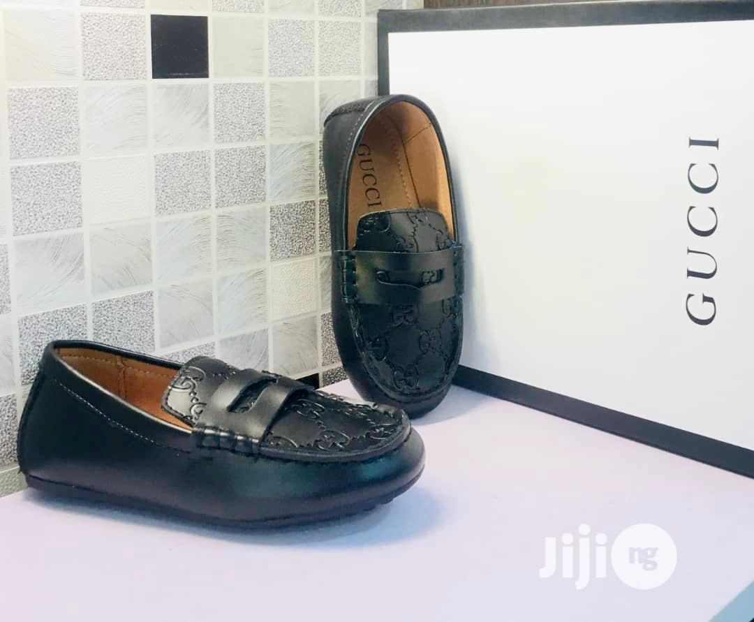 Gucci Designer Cover Shoe   Children's Shoes for sale in Ikeja, Lagos State, Nigeria