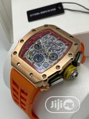 Richard Mille AAA+ Swiss Certified Timepiece | Watches for sale in Lagos State, Lagos Island