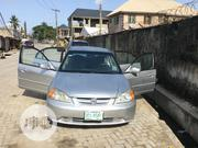 Honda Civic 2002 Silver   Cars for sale in Lagos State, Yaba
