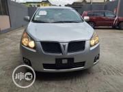 Pontiac Vibe 2010 2.4 4WD Silver | Cars for sale in Lagos State, Ikeja