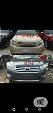Complete Kits for Highlander Upgrades .From 2008 to 2012 Model | Vehicle Parts & Accessories for sale in Lagos State, Mushin