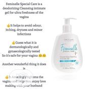 Oriflame Deodorizing Cleansing Intimate Gel | Skin Care for sale in Lagos State, Surulere