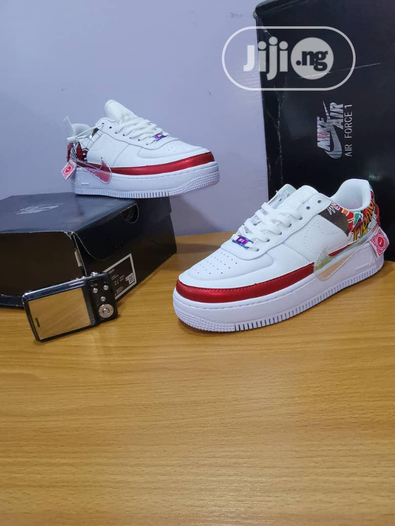 Nike Airforce1 Series Nike Gore-tex Sneakers Collections | Shoes for sale in Lagos Island, Lagos State, Nigeria