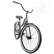 "Huffy 26"" Cranbrook Women's Comfort Cruiser Bike, Gray 