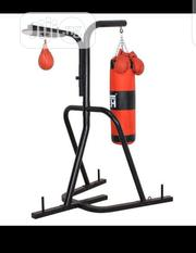 Punching Bag Stand With Accessories | Sports Equipment for sale in Lagos State, Ikoyi
