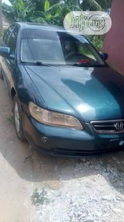 Honda Accord 2003 Automatic Green | Cars for sale in Akwa Ibom State, Uyo