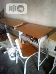 Student Chair And Table Single Available | Furniture for sale in Lagos State, Ojo