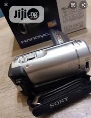 This Is Sony Handycam 60x Optical Zoom 16GB   Photo & Video Cameras for sale in Lagos State, Ikeja