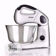 SHARE THIS PRODUCT Breville Compact 2-In-1 Twin Motor Stand Detach | Kitchen Appliances for sale in Lagos State, Ikeja