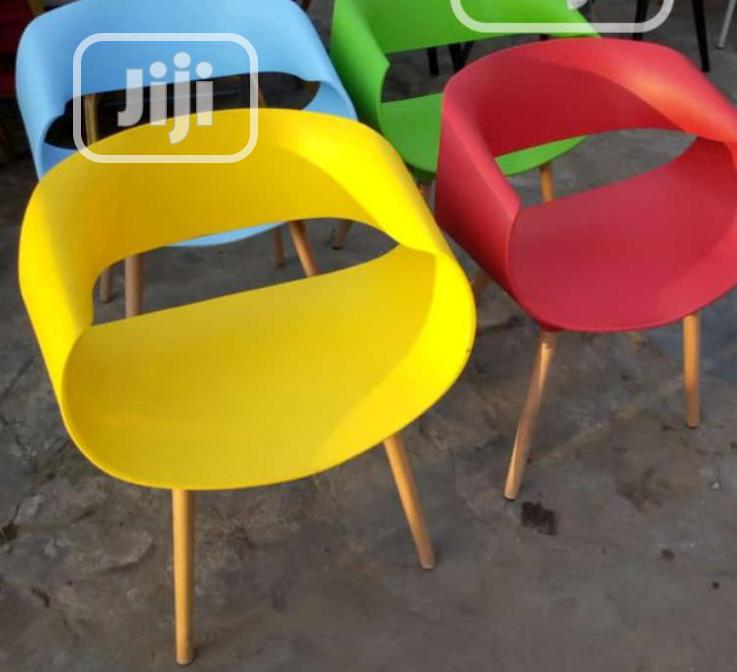Designers Plastic Chairs
