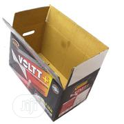 Battery Packaging Carton Box | Manufacturing Services for sale in Lagos State, Ikeja
