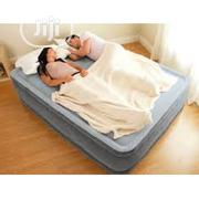 18 Inches High Intex Comfort Plush Airbed   Furniture for sale in Lagos State, Ikeja