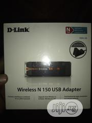 Dlink Wireless Adaptor N150 Usb | Accessories & Supplies for Electronics for sale in Lagos State, Ikeja