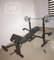 Weight Bench With 5okg Dumbbell | Sports Equipment for sale in Lagos State, Apapa