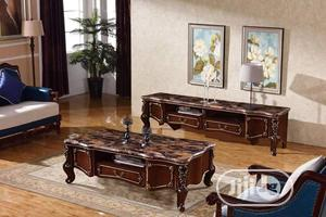 Set of Royal TV Stand and Centre Table