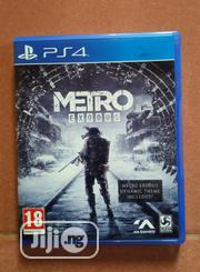 PS4 Metro Exodus | Video Games for sale in Lagos State, Ikeja