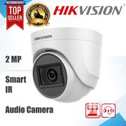 Hikvision DS-2CE76D0T-ITPFS 2MP 1080P 3.6mm IP67 Built-in Mic | Security & Surveillance for sale in Lagos State, Ikeja