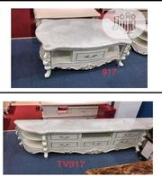 New Design Tv Stand and Center Table | Furniture for sale in Rivers State, Port-Harcourt