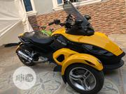 Can-Am Spyder RT 2015 Yellow   Motorcycles & Scooters for sale in Lagos State, Ajah