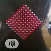 Red And Ash Hair Clip | Jewelry for sale in Ogun State, Abeokuta South