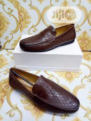 Check Out This Brown Leather Clarks Shoe for Men Available. | Shoes for sale in Lagos State, Lagos Island