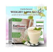 Fatblaster Weight Loss Vanilla Flavour | Vitamins & Supplements for sale in Lagos State, Ikeja