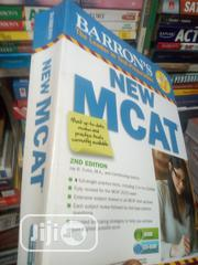Barron New MCAT | Books & Games for sale in Lagos State, Surulere