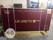 Original LG Webos 75 Inch 4K UHD Smart TV Magic Remote 2years Warranty | TV & DVD Equipment for sale in Lagos State, Ojo