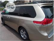 Toyota Sienna LE 7 Passenger 2011 Gold | Cars for sale in Lagos State, Ikeja