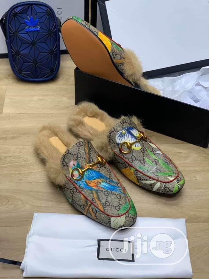 Gucci Half Shoe Now Available