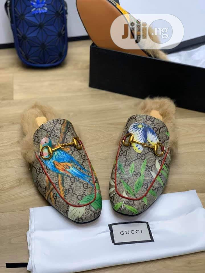 Gucci Half Shoe Now Available | Shoes for sale in Lagos Island, Lagos State, Nigeria