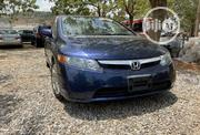 Honda Civic 2008 1.8 EX Automatic Blue | Cars for sale in Abuja (FCT) State, Gwarinpa