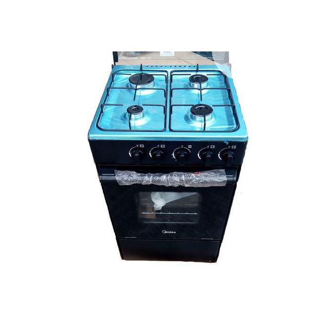 Midea 4 Burner Standing Gas Cooker With Oven