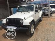Jeep Wrangler 2010 White   Cars for sale in Lagos State, Ojodu