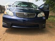 Toyota Corolla 2007 S Blue | Cars for sale in Lagos State, Ikorodu