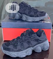 Fila RJ Jagger Black Sneakers | Shoes for sale in Lagos State, Lagos Island