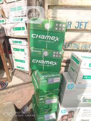 Chamex A4 Paper 75g | Stationery for sale in Lagos State, Lekki Phase 2