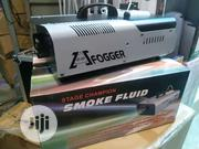 Club Smoke Fluid Fog Machine | Stage Lighting & Effects for sale in Lagos State, Ojo