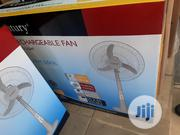 Century Rechargeable Fan 18inches | Home Appliances for sale in Lagos State, Mushin