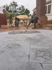 Concrete Stmped   Building & Trades Services for sale in Lagos State, Lekki Phase 1