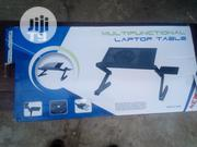 Laptop Table And Coolant   Computer Accessories  for sale in Lagos State, Ikorodu