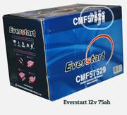 Everstart Battery 12v 75ah | Vehicle Parts & Accessories for sale in Lagos State, Ajah